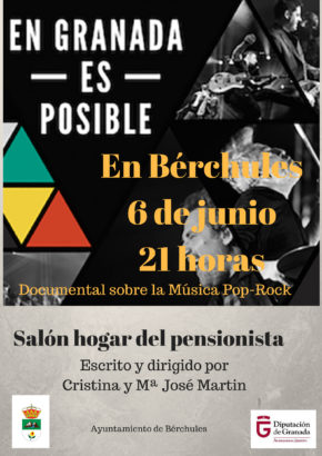 "DOCUMENTAL ""EN GRANADA ES POSIBLE""."