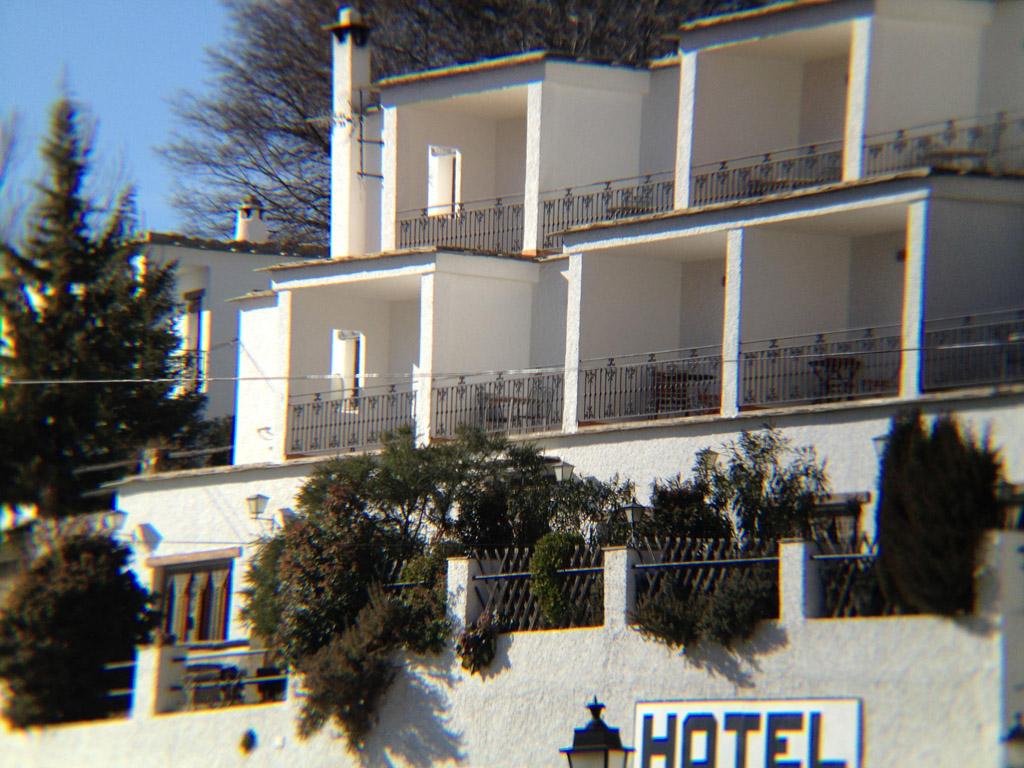 Hotel Rural Los Bérchules Fachada