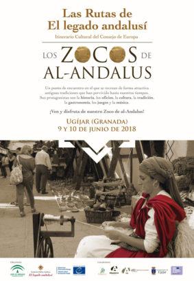 """Inauguración del """"Zoco de al-Andalus"""""""