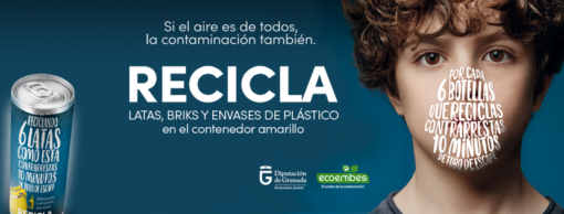 Campaña Recicla y respira