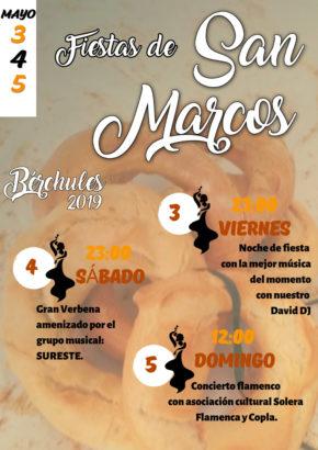 Cartel San Marcos 2019